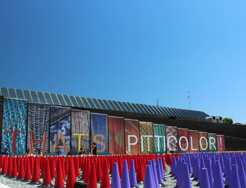 Trendy colors at Pitti 2015